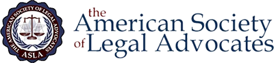 American Society of Legal Advocates Logo