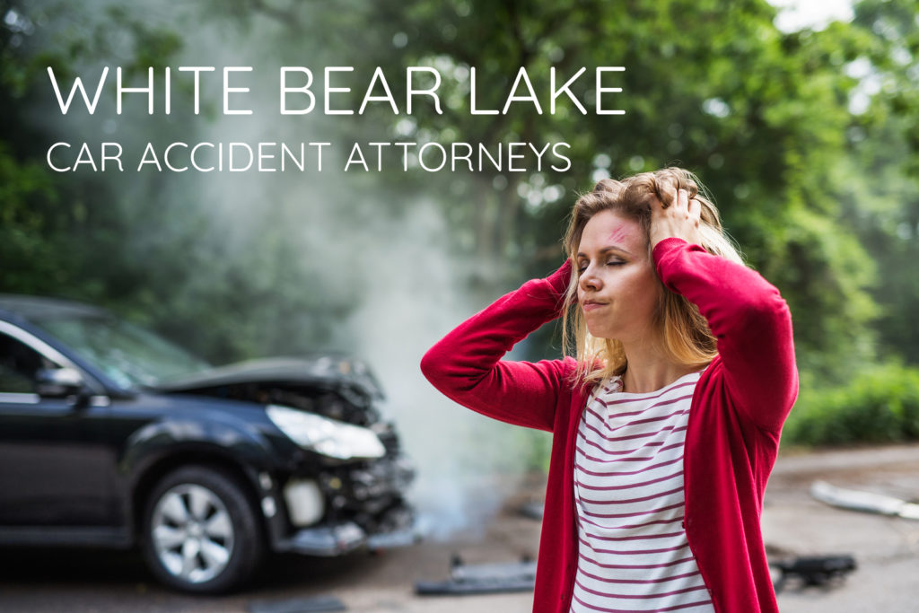 WHITE BEAR LAKE CAR ACCIDENT ATTORNEYS - SAND LAW LLC