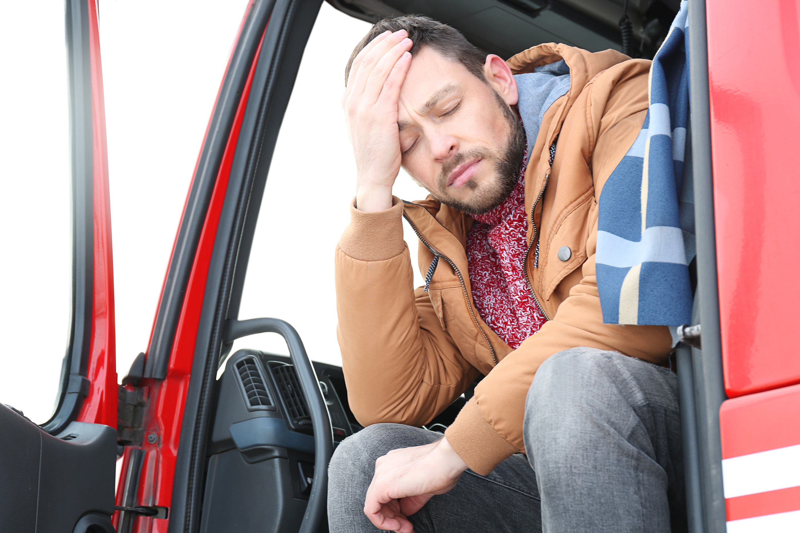 Semi-Truck Driver Fatigue Causes Accidents claim injury attorney Minnesota