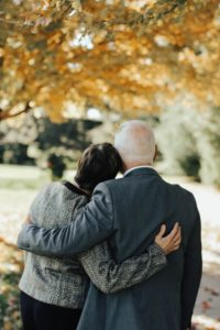 older couple grieving - minnesota wrongful death attorneys